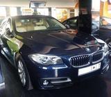 BMW Serie 5 2014  (Mise en circulation 10/2014)