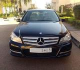 Mercedes-Benz Classe C 2012  (Mise en circulation 5/2012)