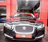 Jaguar XF 2014  (Mise en circulation 6/2014)