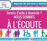 FEMME DE MENAGE NOUNOU CUISINIERE CHEZ BAYTI HELP 00212 649757540