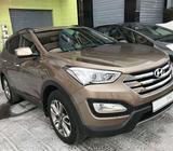 Hyundai Santa Fe 2013  (Mise en circulation 2/2013)
