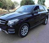 Mercedes-Benz GLE 2017  (Mise en circulation 7/2017)