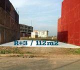 Terrain 112m² R+3 Berrechid