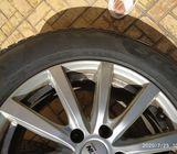 jantes et pneus pour Audi Q5
