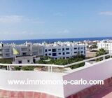 Location appartement de plage  vue sur mer Harhoura Temara