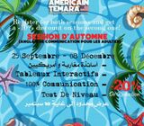 Cours d'anglais intensif - Stage intensif | INSTITUT AMERICAIN TEMARA