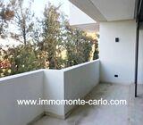 Vente bel appartement avec terrasse  à souissi