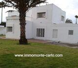 Location villa avec chauffage central à  OLM Souissi