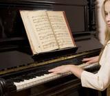 COURS DE PIANO ET SOLFEGE A DOMICILE