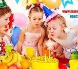 Organisation des anniversaires Mohammedia
